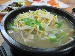 the Recipe of Chinese Radish Soup